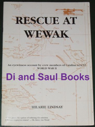 Rescue at Wewak, by Hilarie Lindsay